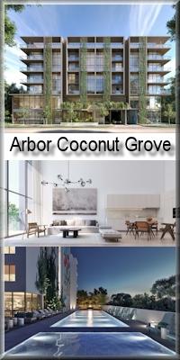Arbor in Coconut Grove Pre-Construction Sales