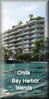 Onda Residences in Bay Harbor Islands