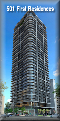 501 First Residences NO RENTAL RESTRICTIONS